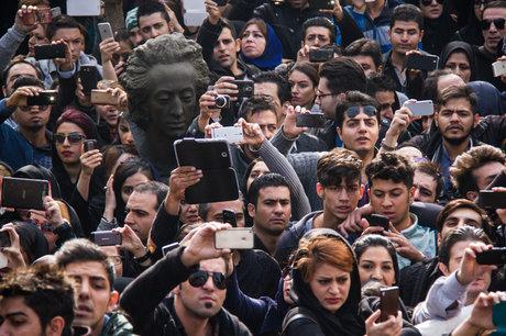 حکایت رفتارهای عجیب در مراسم تدفین هنرمندان