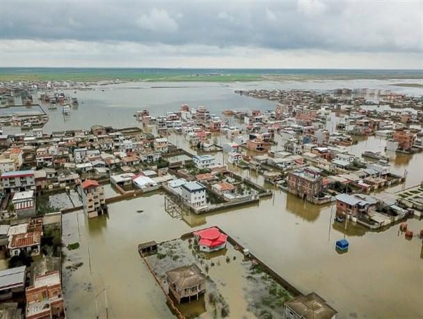 هشدار وقوع سیلاب در برخی مناطق گلستان