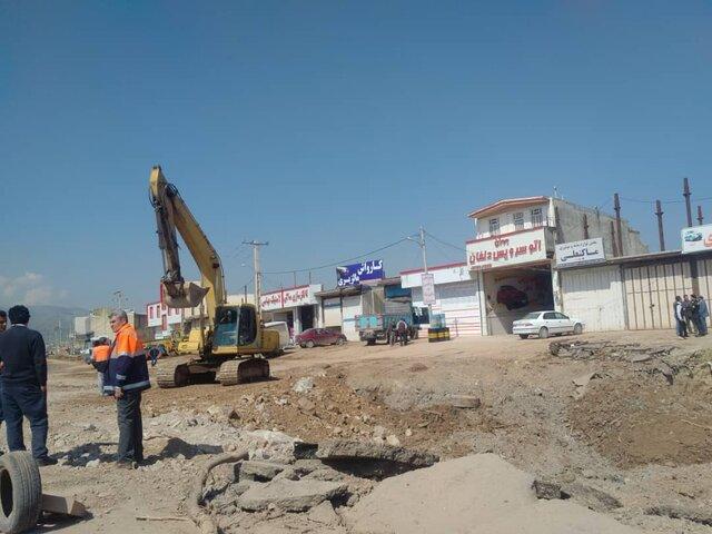 (تصاویر) سیمای خرمآباد یک هفته بعد از سیل