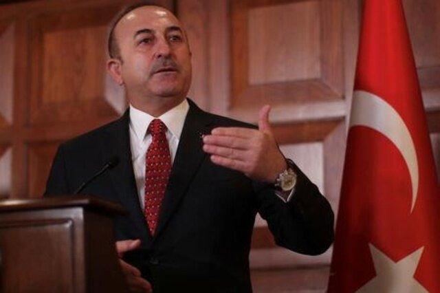 انتقاد شدید وزیر خارجه ترکیه از اقدام آمریکا علیه سپاه