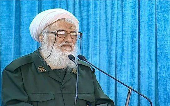 موحدی کرمانی: احمقها نمیدانند همه ایران سپاه است