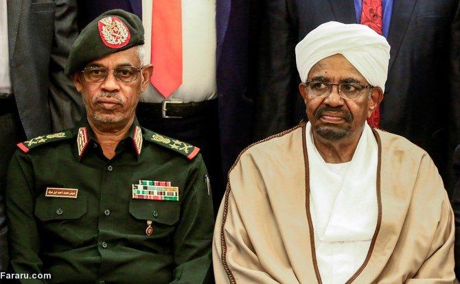 فرمانده کودتا علیه عمرالبشیر هم استعفاء داد