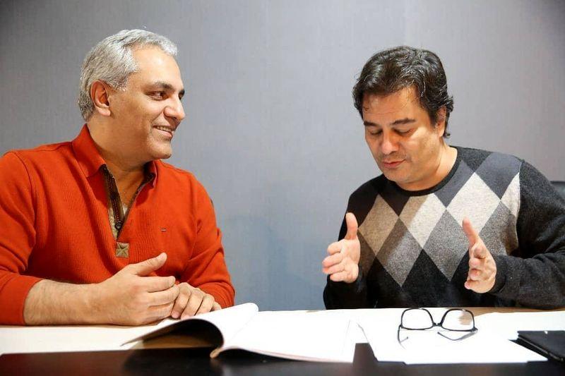 هیولای مهران مدیری به زودی در شبکه نمایش خانگی