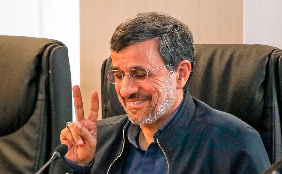 ادعای عجیب احمدینژاد!
