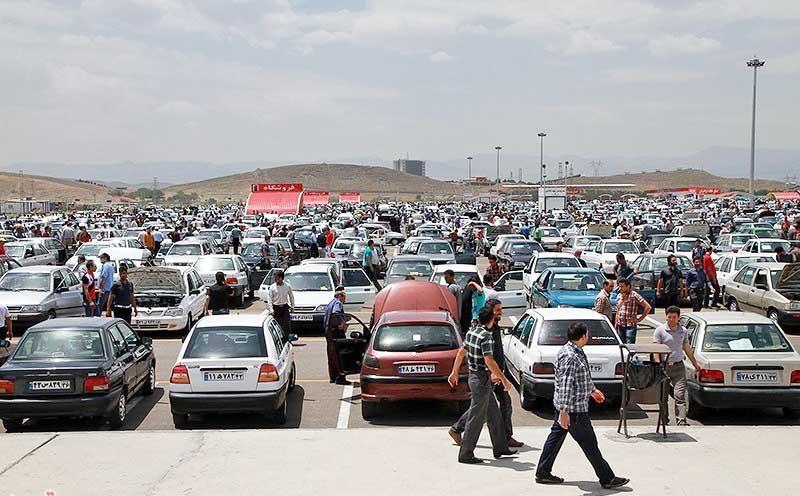 قیمت خودرو امروز دوشنبه ۲۶ فروردین ۱۳۹۸؛ پراید ۱ میلیون گران شد