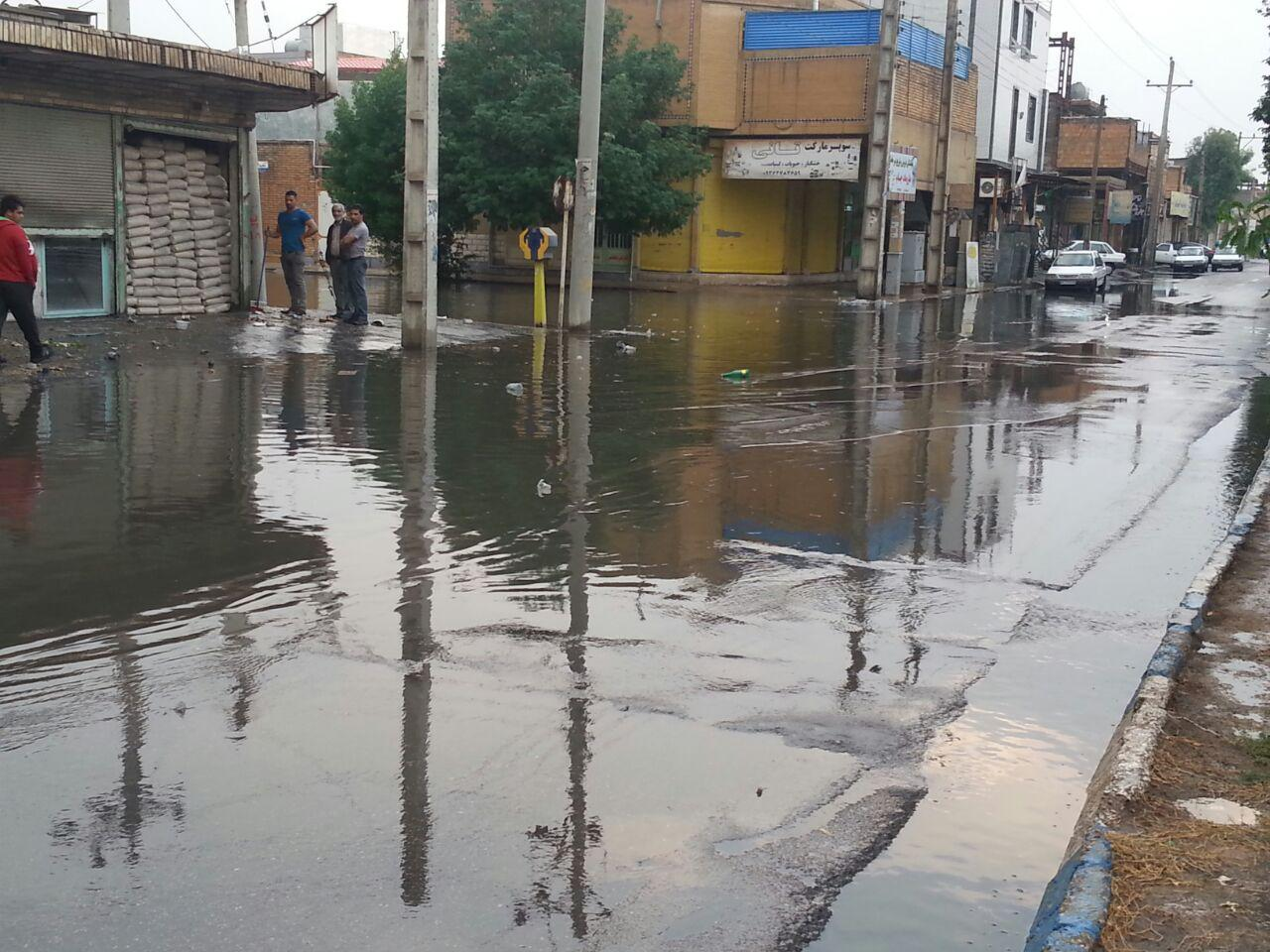 آمادهباش در ۷ استان همزمان با موج جدید بارشها