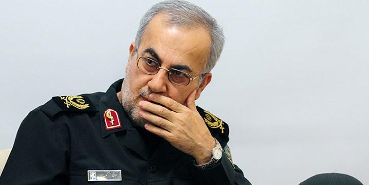 واکنش سردار کمالی به انسداد صفحه اینستاگرام منتسب به وی
