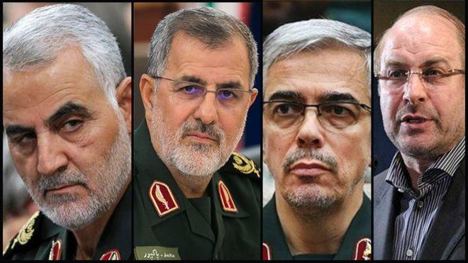 اینستاگرام: بسته شدن حساب فرماندهان سپاه مربوط به تروریست خوانده شدن آن است