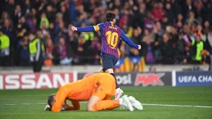 (ویدئو) خلاصه بازی بارسلونا ۳-۰ منچستریونایتد