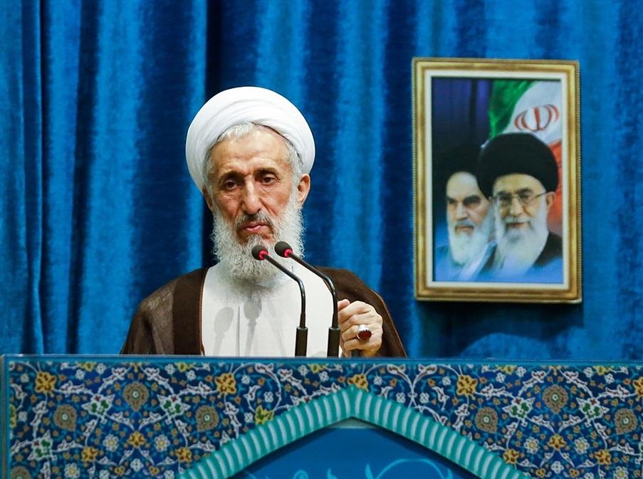 امام جمعه تهران: به جهنم که تحریم میخواهد تشدید شود، چرا نگرانید؟