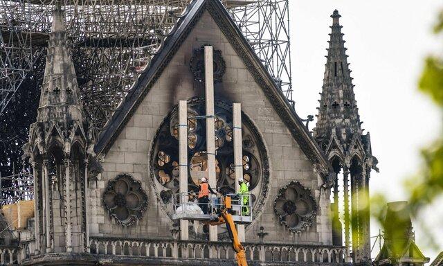 علت آتشسوزی نوتردام اعلام شد