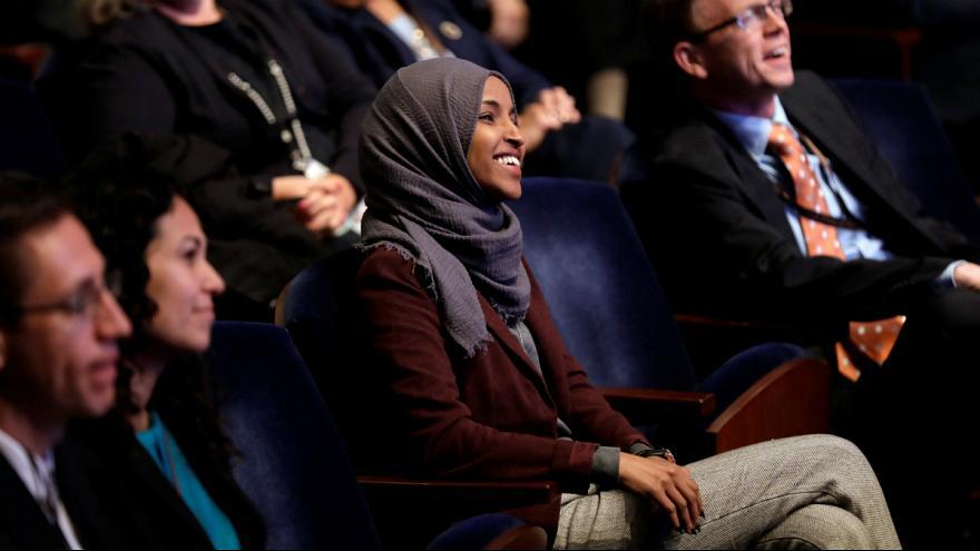 بیمها و امیدهای متفاوتترین زنِ کنگره آمریکا