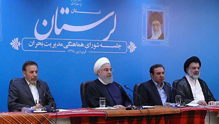 روحانی: مجوزهای ساخت در جوار یا داخل رودخانهها کار غلطی بود