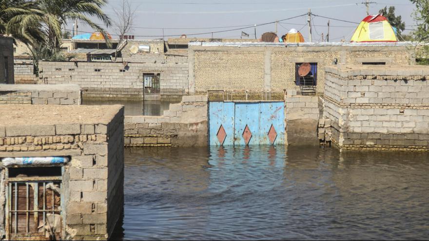 یونیسف: سیل ۱۰ میلیون ایرانی را تحت تأثیر قرار داده است