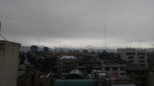 تهران در وضعیت هشدار