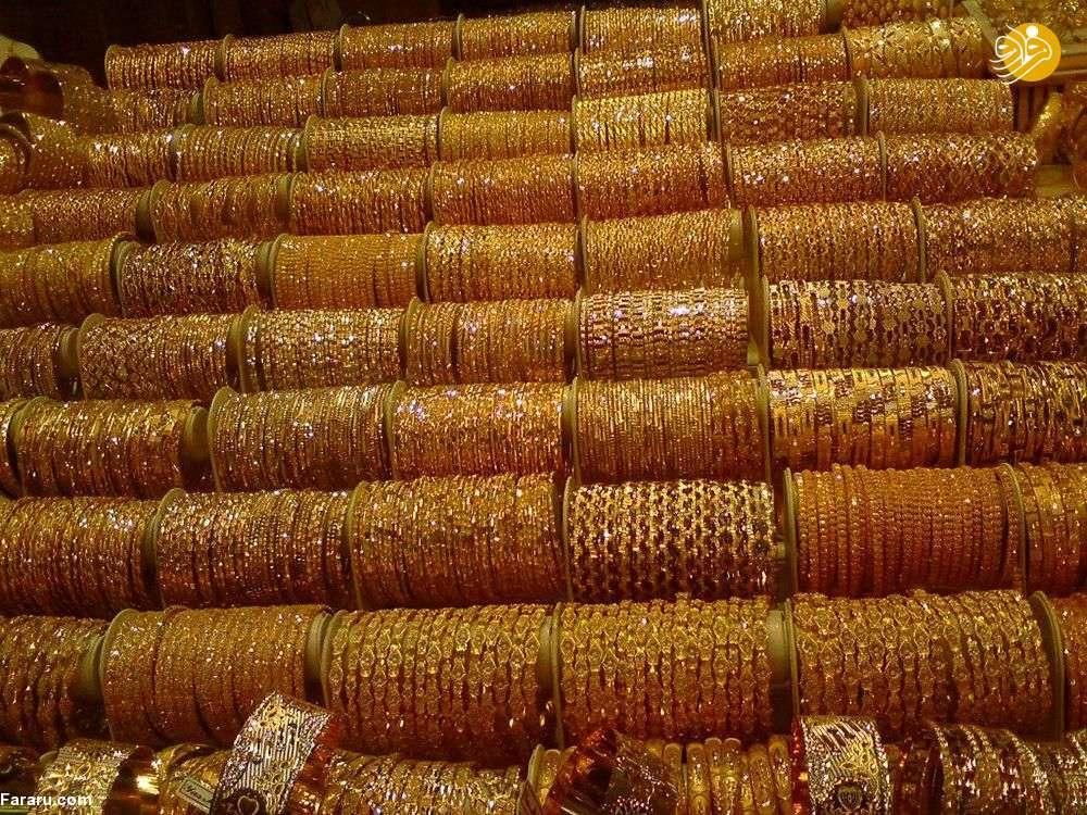 قیمت طلا و قیمت سکه در بازار امروز ۷ فروردین ۹۸