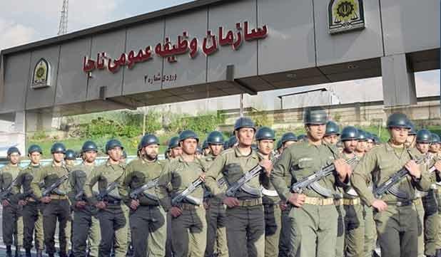 تسهیلات جدید برای سربازان و مشمولان مناطق سیل زده