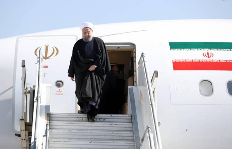 علت سفر ناگهانی روحانی به استان خوزستان چیست؟