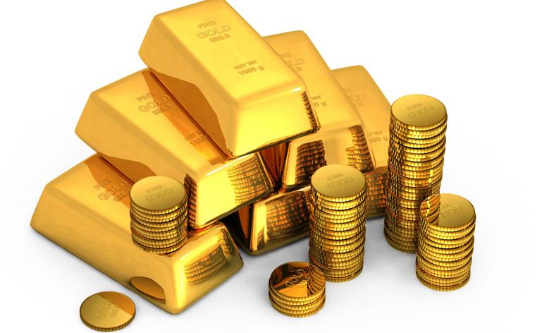 ثبت بدترین عملکرد ماهانه طلای جهانی در ۸ ماه گذشته