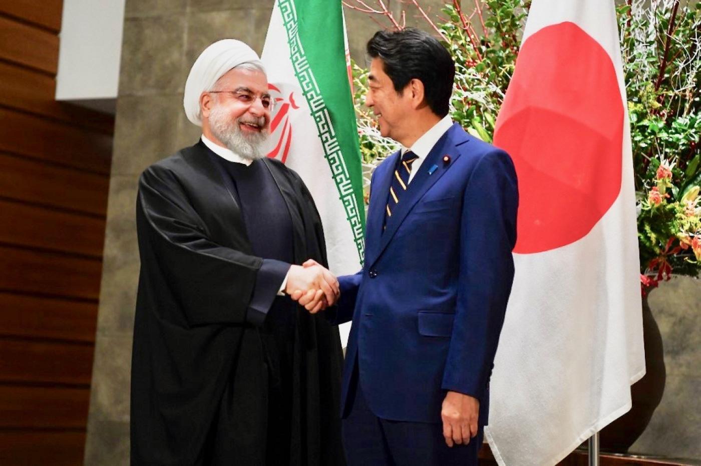 پیشنهاد جدید روحانی به آبه؛ ژاپن چه میکند؟