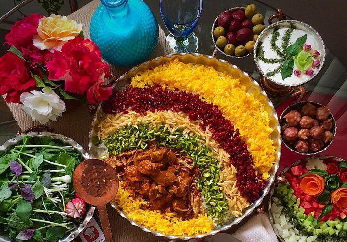 طرز تهیه قیمه نثار قزوین مجلسی و خوشمزه
