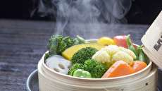 چرا باید مواد غذایی بخارپز کنیم؟