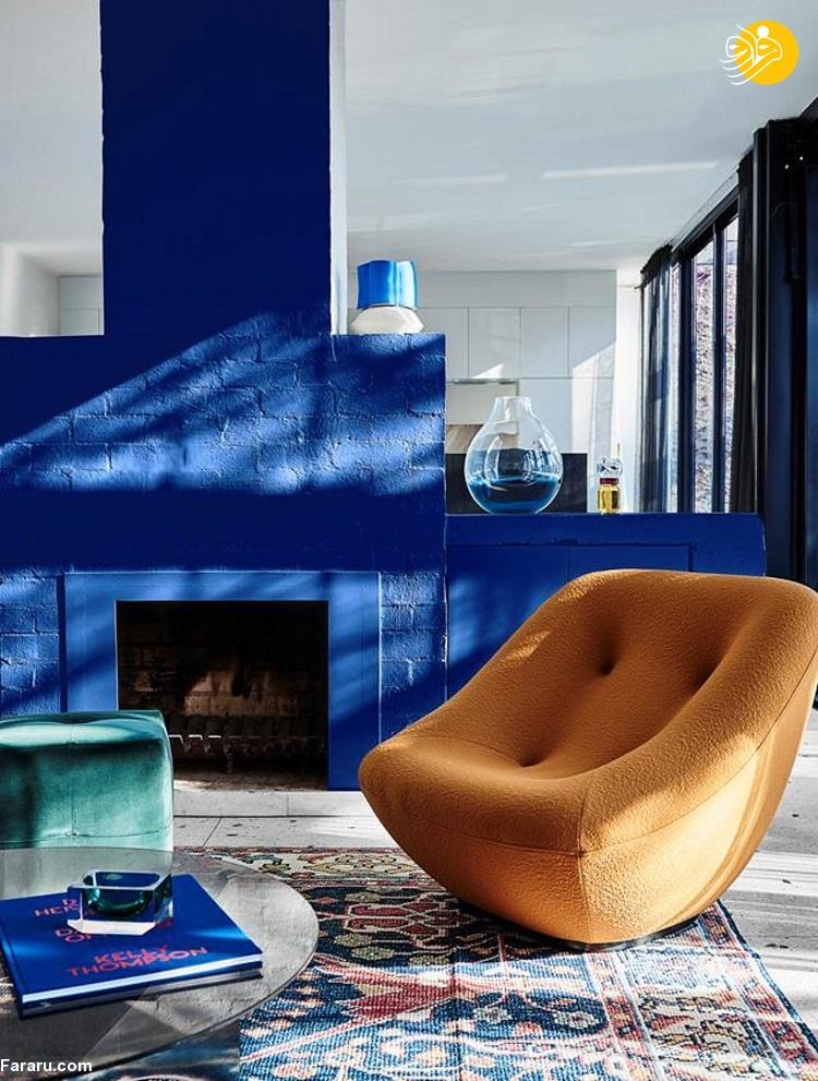 ترندهای رنگی دکوراسیون خانه در سال ۲۰۲۰