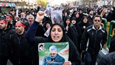 (تصاویر) تشییع پیکر سپهبد شهید قاسم سلیمانی در تهران