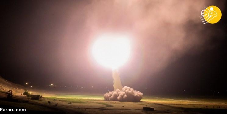 بیانیه ترامپ در واکنش به حمله موشکی سپاه