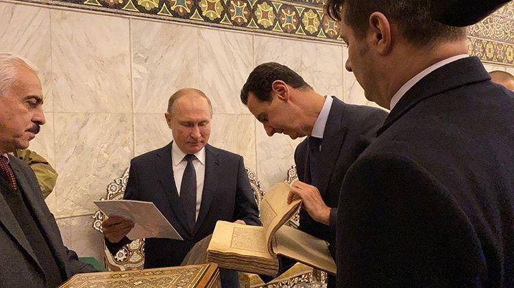 واکاوی سفر مرموز پوتین به سوریه