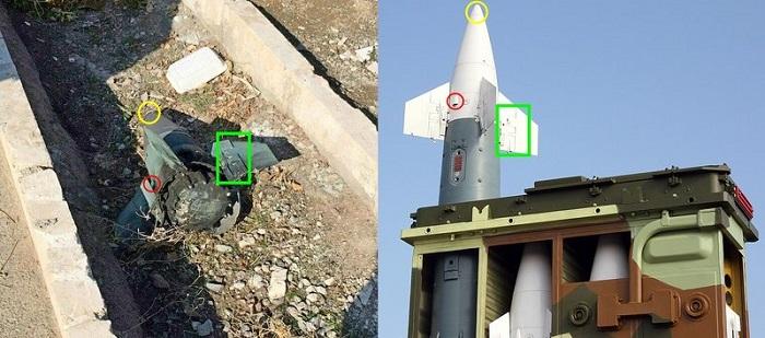 ادعای حمله موشکی به هواپیمای اوکراینی و اهداف پشت پرده آن