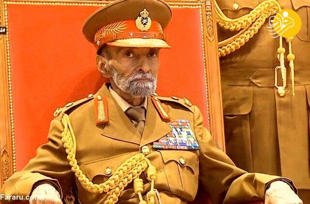 (تصاویر) درگذشت سلطان قابوس