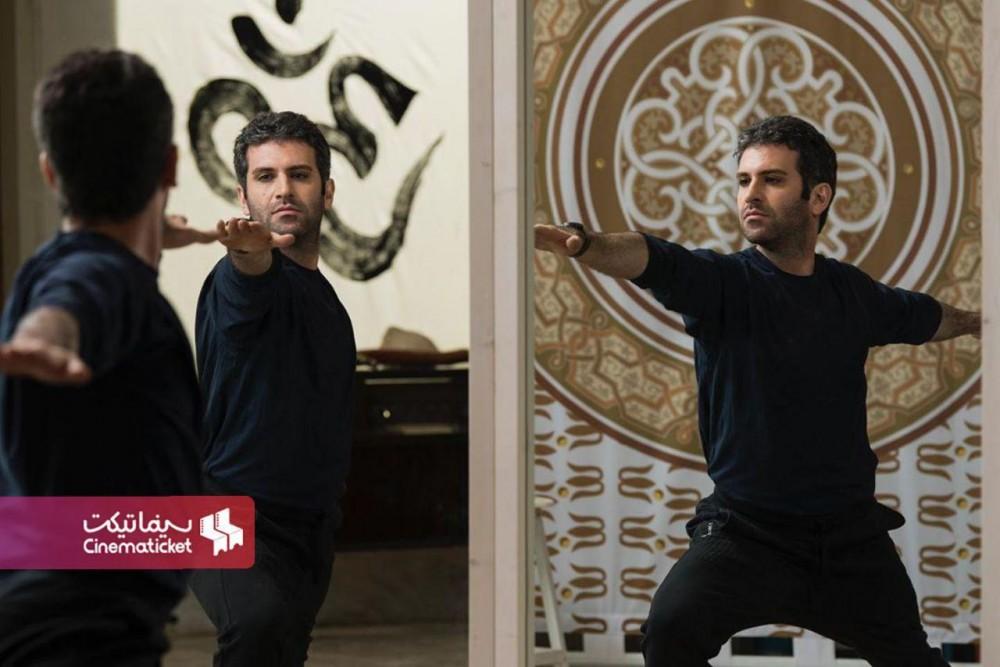 تب وتاب جشنواره فیلم فجر روی پله سی و هشتم////