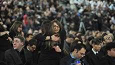 (تصاویر) ترودو در مراسم یادبود قربانیان سقوط هواپیمای اوکراینی