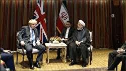 تنش میان ایران و آمریکا؛ آزمون سخت جانسون!
