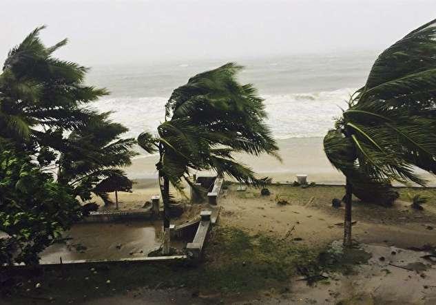 خسارات شدید در پی گردباد سهمگین