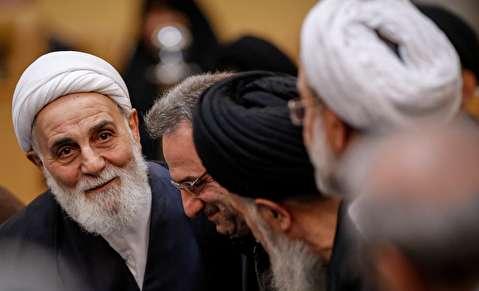 (تصاویر) چهرهها در سومین سالگرد رحلت آیتالله هاشمی رفسنجانی