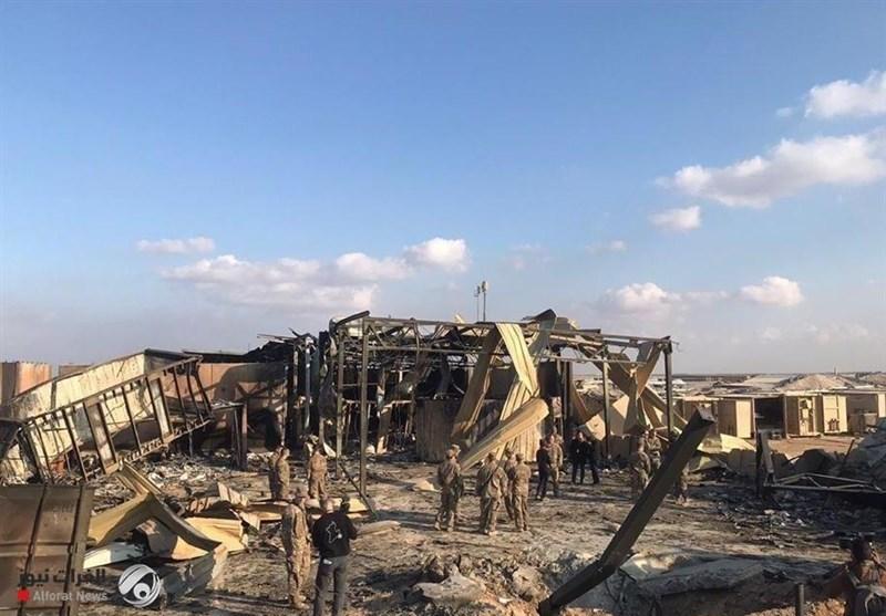 آمریکا: ۱۱ نظامی بر اثر حمله موشکی سپاه به عین الاسد زخمی شدند