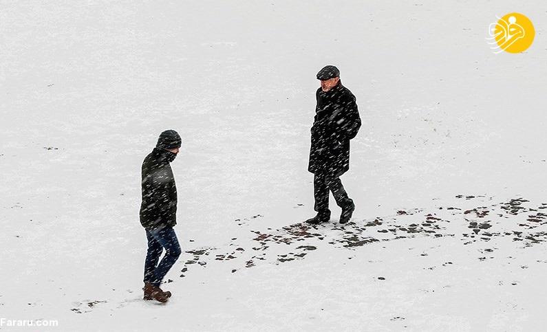 پیشبینی هواشناسی جمعه ۲۷ دی ۹۸؛ برف و باران در کشور/ تهران برفی میشود