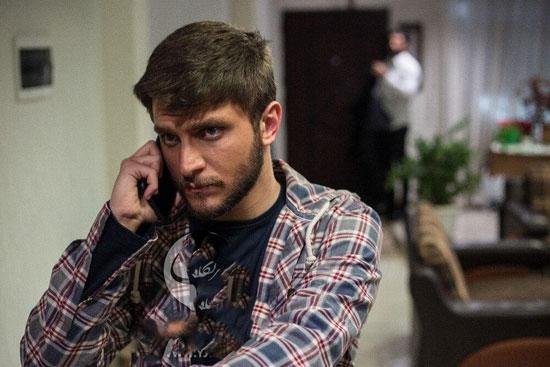 (عکس) پسر امین حیایی در سریال جدید تلویزیون