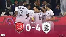 (ویدیو) قهرمانی تیم ژاوی ارناندس در جام حذفی قطر+عکس