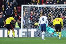 (ویدیو) خلاصه بازی واتفورد 0 - 0 تاتنهام