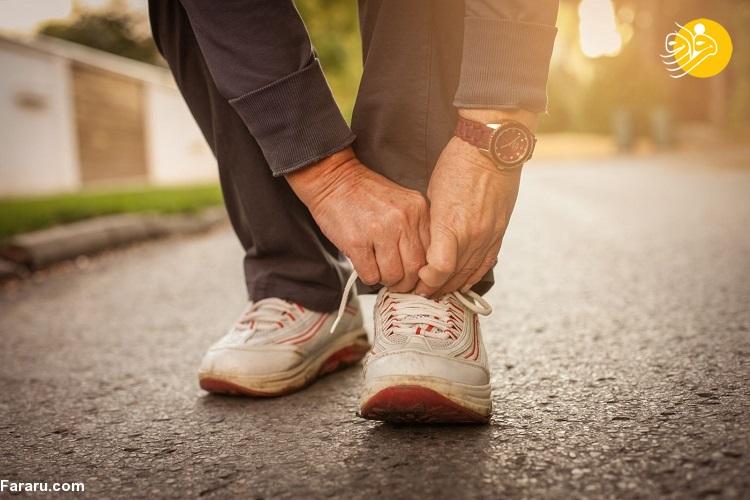۱۴ فایده، ۱۵ دقیقه پیاده روی