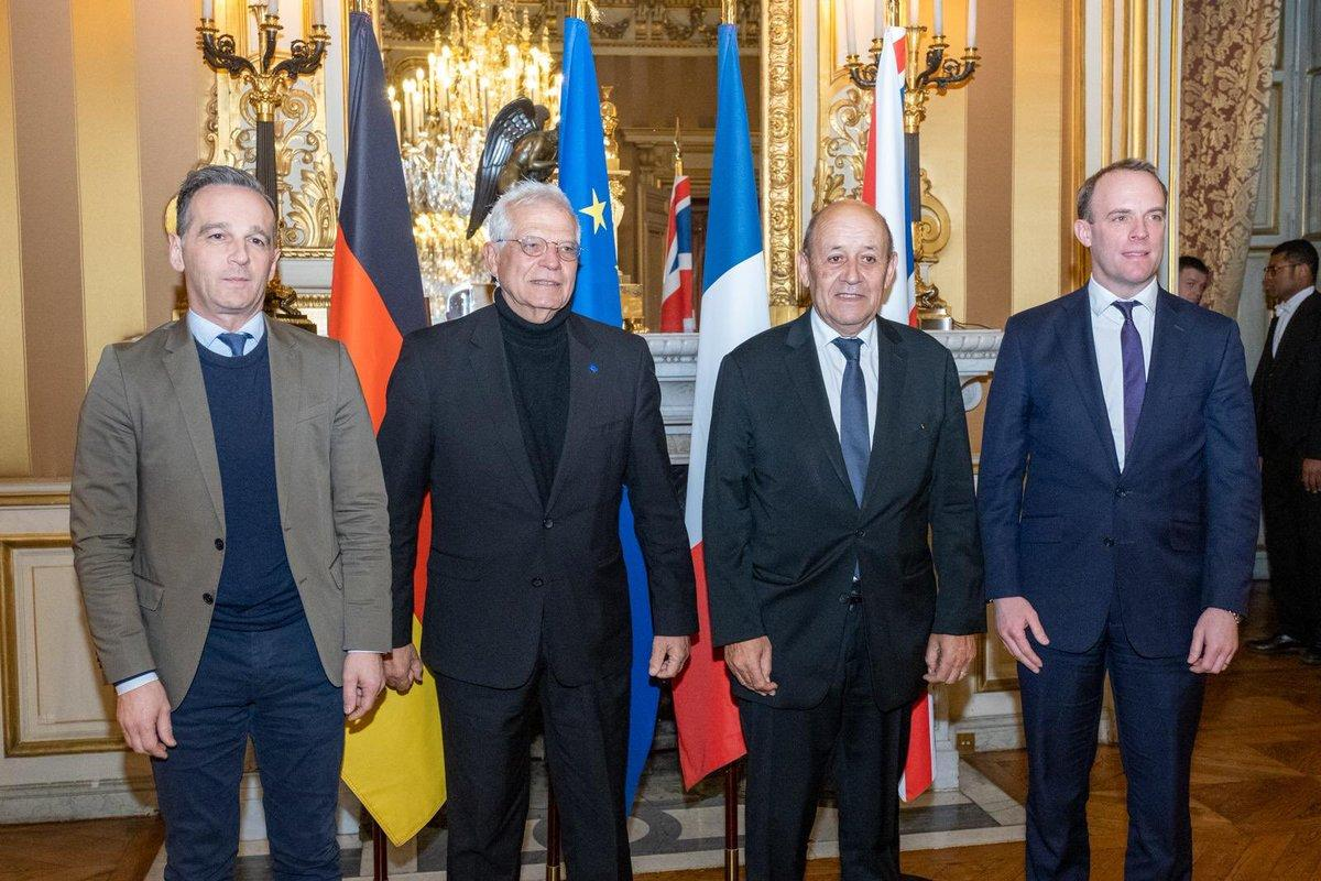 فصل سرد روابط ایران و اروپا