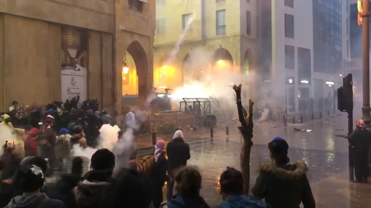 اعتراضات عراق و لبنان؛ بن بست تشکیل تشکیل دولت ادامه دارد