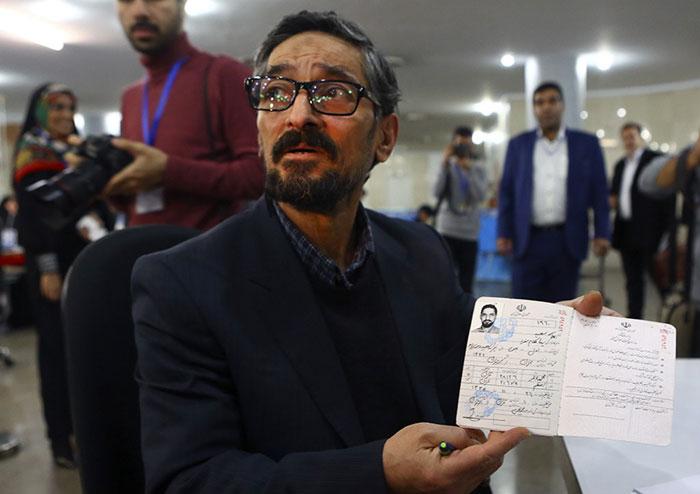 سعید زیباکلام اصولگرایی که ردصلاحیت شد
