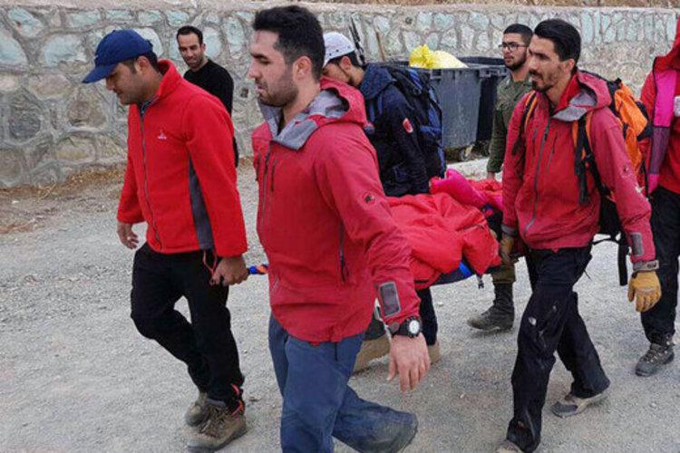 پایان عملیات جستجو و نجات در توچال با یک کشته
