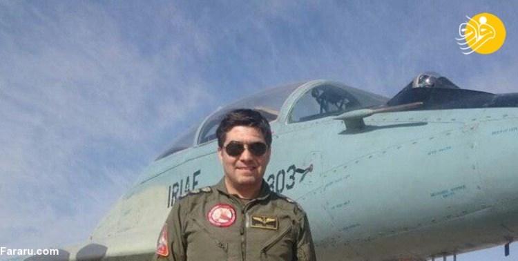 ارتش شهادت سرهنگ خلبان محمدرضا رحمانی را تایید کرد