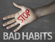۷ عادت خطرناک که سریعا باید به فکر ترک آنها باشید