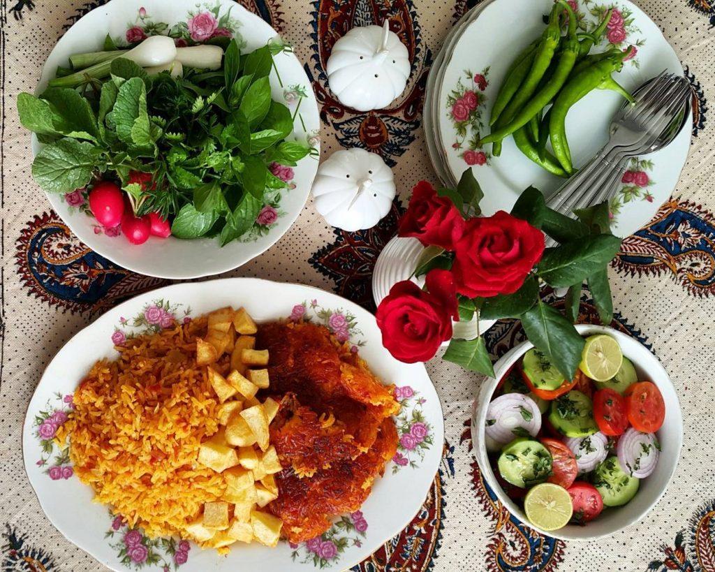 طرز تهیه استانبولی پلو یا دمی گوجه ساده و خوشمزه